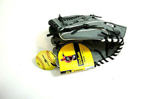 "WILSON Siren Glove model A500 A05LF18115 size 11.5"" Fast Pitch Base/Softball"