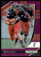 2020 Prizm Draft Picks Base Prizms Purple #99 Travis Kelce - Cincinnati Bearcats