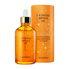 [SEANTREE] Vita Capsule Ample 100 100ml / Skin shine UP