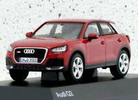 AUDI Q2 - Tango red - AUDI Dealer 1:43