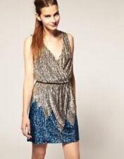 ASOS Sequin Dress Size Petite for Women