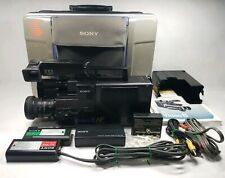 Sony CCD-V8AF 8mm Video 8 Video Camera Recorder Hi8 CLEAN TESTED/WORKING........