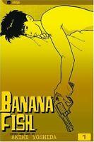 Banana Fish Manga Volume 1