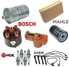 Tune Up Kit NGK Plugs KMM Wire Set for Volkswagen Passat 2.0L 1991-1994