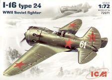 ICM 1/72 Polikarpov I-16 Type 24 # 72071
