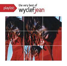 Wyclef Jean - Playlist: The Very Best of Wyclef Jean (2012)  CD  NEW  SPEEDYPOST