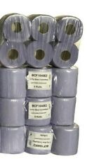 24 Rolls (4 PACKS) Blue Centre feed Rolls Embossed 2ply Wiper Paper Towel 45M