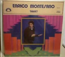 LP 33 Enrico Montesano Tabaret vol.2 Cinevox ‎CAB 2010 italy 1980