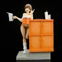 Anime Beer Maid Rui Akasaka 1/7 scale PVC Model Toys Figure New No Box 22cm