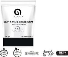 Lion's Mane Mushroom Powder 100g The First Smart Mushroom? (Hericium Erinaceus)
