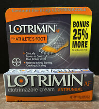 Lotrimin AF Cream for Athlete's Foot, .53 Ounce (15 Grams)