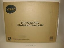 VTech Sit-to-Stand Learning Walker Orange/Green (Frustration Free Packaging) NEW