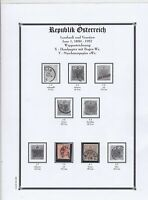 austria early Stamps Ref 15030