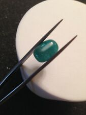10.65 CT. CABOCHON EMERALD - NATURAL - OLD MINE -  LOVELY COLOR