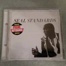 Seal - Standards PL CD - POLISH RELEASE NEW SEALED