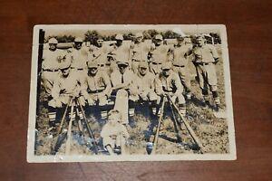 Rare Early 1900's 5x7 Inch Original Photo of AAA's Baseball Team