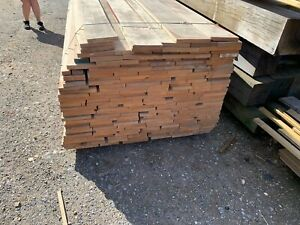 """Steamed Beech Hardwood Kiln Dried Timber Wood - 1"""" Thick"""