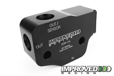 LSX and LS Oil Cooler Adapter with Thermostat, 212°F, -10AN