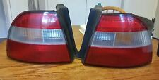 1994-1995 94-95 Honda Accord 4dr Sedan OEM Tail Light Right/Left RH & LH Sides