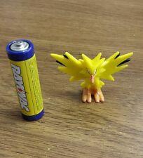 1st Generation legendary pokemon plastic figure Zapdos