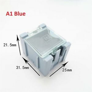 Small Objects Electronic Component SMT/SMD Kit Parts Storage Box Dis/Assembly
