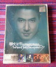 Jacky Cheung ( 張學友 ) ~ Year of Jacky Cheung World Concert ( Malaysia Press ) DVD