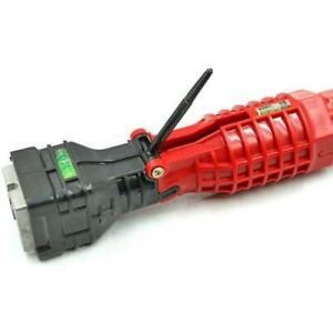 Saker 18 In 1 Multifunktions-Installationswerkzeug für Wasserhähne und Spülen