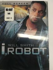 I, Robot (DVD - Full Screen Edition) Will Smith, with Sleeve Cover