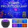 USB Blueteeth Projector Light LED Galaxy Starry Night Lamp Star Projection Xmas