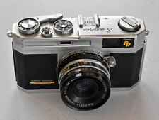 Supra PR - a scarce 35mm CRF camera