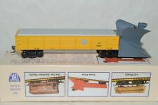 HO scale IHC Union Pacific RR mw mow work snow plow snowplow car train MW KD's