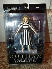 "Gotham Rise of the Villains Series 3 7"" Action Figure Barbara Kean DC Comics New"
