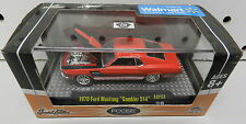 1970 70 CAR PONY RED GAMBLER 514 FOOSE MUSTANG FORD WALMART 13-09 M2