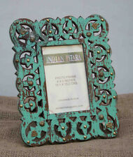 Hand Made distress painted antique Photo frame 4x6 ebay gift  Picture frame
