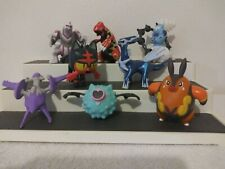 Mc Donald's Happy Meal Pokemon Figures Lot of 8