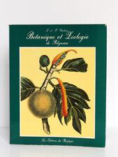 Botanique et zoologie Petite histoire naturelle de Polynésie, CHABOUIS. 1981
