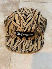 Supreme Field Camp Cap Camo Hat
