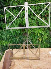 Notenständer Notenhalter gebraucht antik  Höhe 34x60 cm