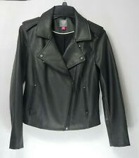 Women Vince Camuto Faux Leather Moto jackets