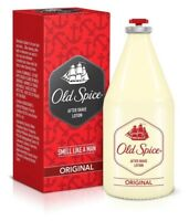 Old Spice After Shave Lotion - ORIGINAL  150 ML For Men - Aftershave