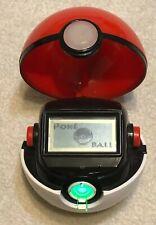 Pokemon Nintendo Pokeball LCD Electronic Battle Ball Game By Jakks 2008 Tested