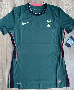 Tottenham Hotspur Player Issue Nike Vaporknit 3rd Shirt 20/21 Season Men's M.