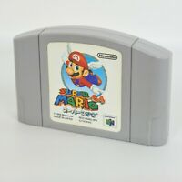 Nintendo 64 SUPER MARIO 64 Cartridge Only n6c *