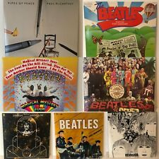 Beatles Magical Mystery Tour 33 RPM LP Record Album Choice of Title