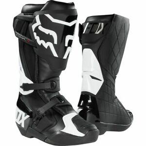 Fox Racing Comp R Boots Black Size 10