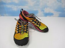 Merrell Women's 9.5 Lithe Glove Cosmo Pink Orange Barefoot Running Trail Shoes