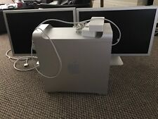 Early 2008 Mac Pro with 3 Cinema HD monitors and RAID card, LOCAL PICKUP ONLY