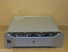 Dell EqualLogic PS6000XV Virtualized iSCSI SAN Storage Array 9.6TB 15k SAS