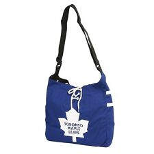 """NHL Toronto Maple Leafs """"Jersey Style"""" Tote Messenger Bag"""