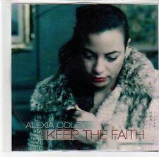 (ED85) Alexia Coley, Keep The Faith - 2013 DJ CD